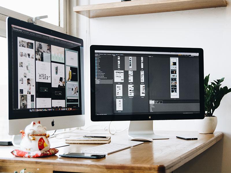 Het opstellen van je design voor E-commerce