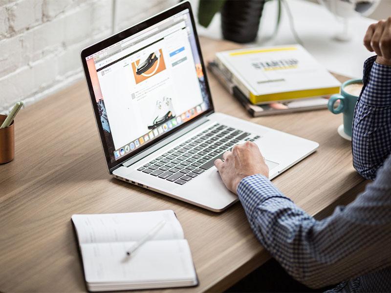 Kennis E-commerce website
