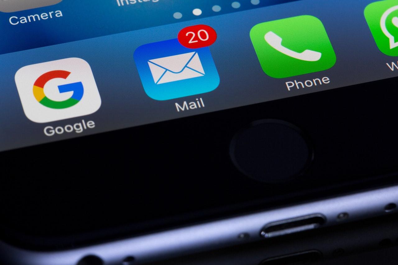 Technostress notificatie emails