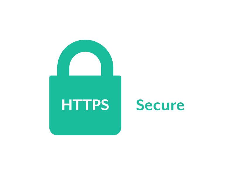 HTTPS lock