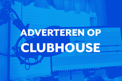 Blog thumbnail Clubhouse, een applicatie om op te nemen in je marketingplan?