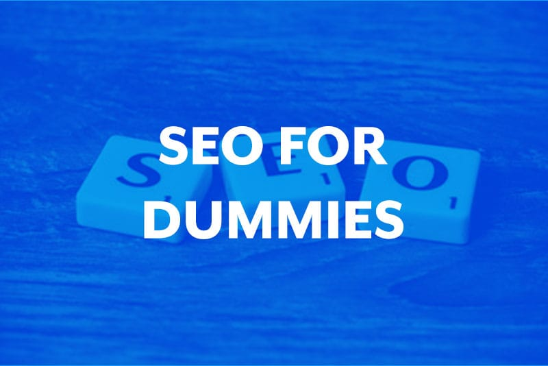 Blog thumbnail SEO for Dummies