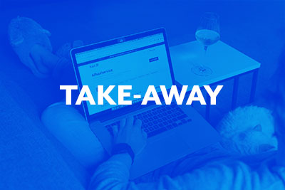 Blog thumbnail Take-away! Online bestellen met onze applicatie.