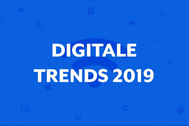 Blog thumbnail Digitale trends in 2019