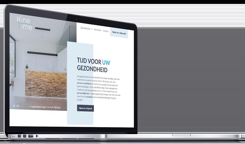 Webdesign op maat