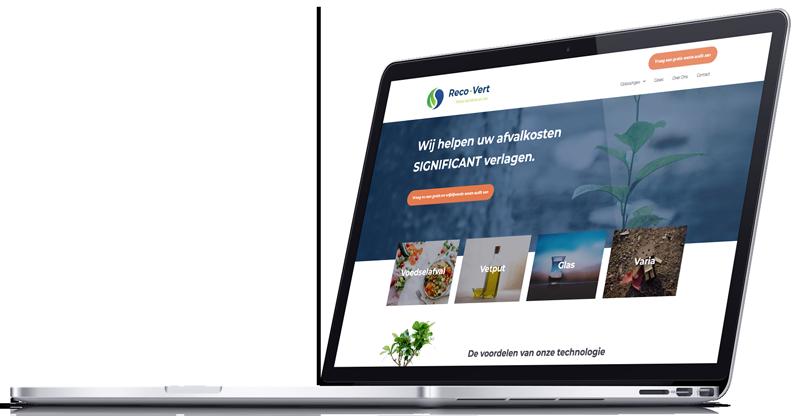 Reco-Vert website