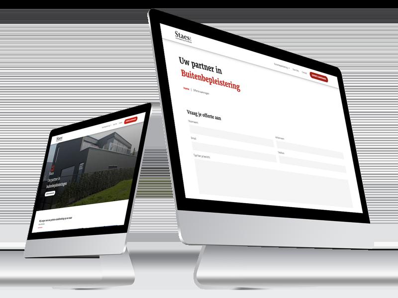 Staes website in Mac