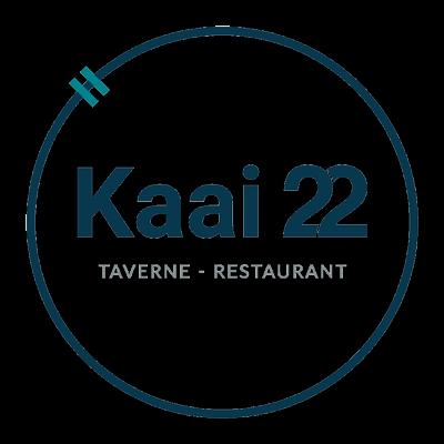 Kaai22 logo