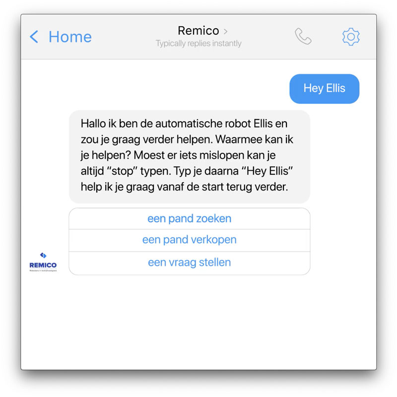 Remico Chatbot